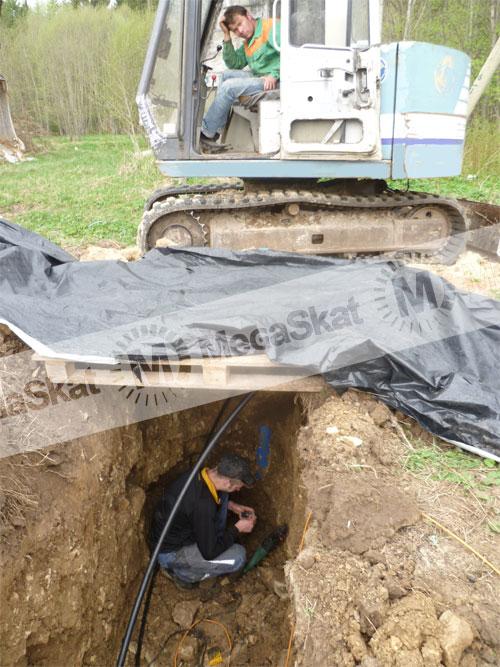 Процесс организации водоснабжения на даче
