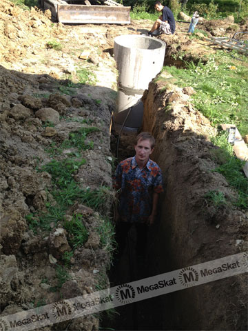 Оптимальная глубина прокладки водоснабжения