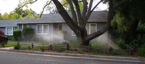 Красивый загородный дом в США